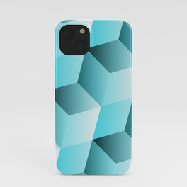 Pattern Ice Cube iPhone Case