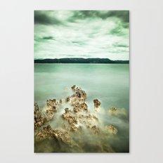 Timeless sea Canvas Print