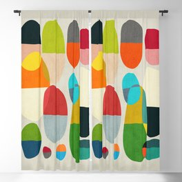 Jagged little pills Blackout Curtain