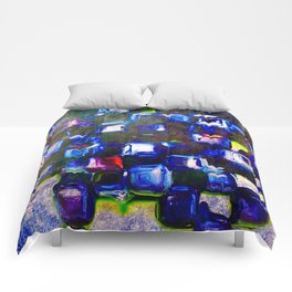 Sapphire Trinkets Comforters