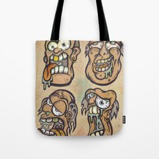 FOURHEADS ARE BETTER THAN ONE Tote Bag