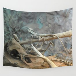 lizzards Wall Tapestry