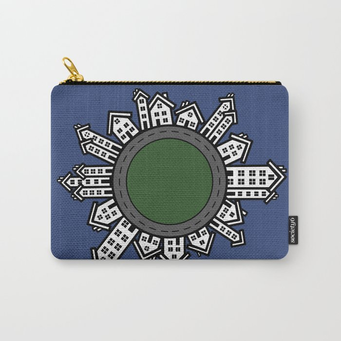 Village circle Carry-All Pouch