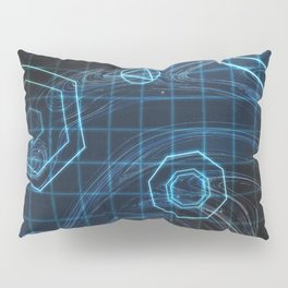 Young and Menace Pillow Sham