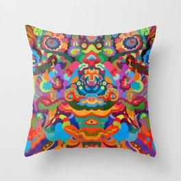 Cynosure Throw Pillow
