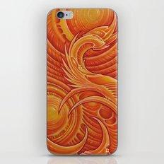 bioscape4 iPhone & iPod Skin