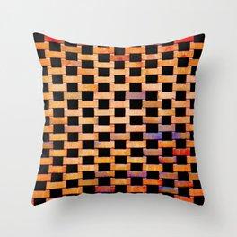 Foundationalism Throw Pillow