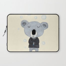 koala bubbles Laptop Sleeve
