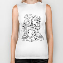 Leader of the Pack Biker Tank