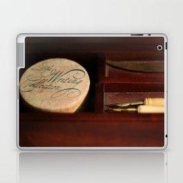 The Writing Desk 1 Laptop & iPad Skin
