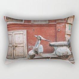 Indian Bike Rectangular Pillow
