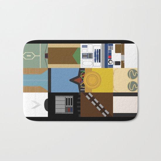 Star Wars Bath Mat