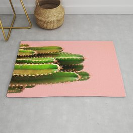 It's Cactus Time Rug