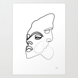 Hun Vucub Art Print