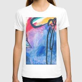 12,000pixel-500dpi - Wassily Kandinsky - Improvisation 19 - Digital Remastered Edition T-shirt