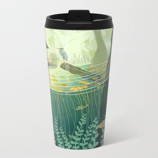 Swamp Metal Travel Mug