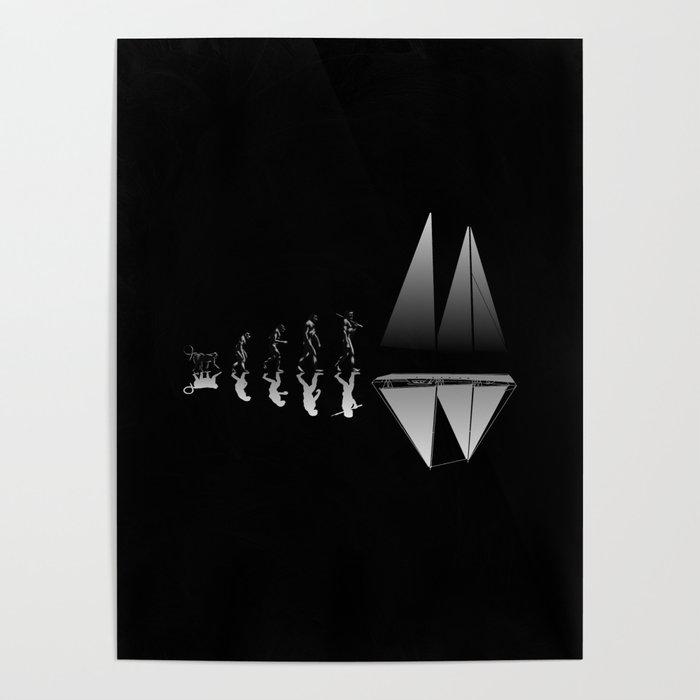 Sailor Evolution Poster