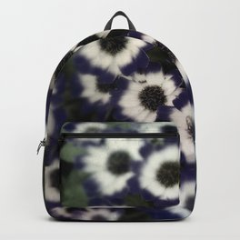 Ghostly Gardens Mourning Blues Backpack