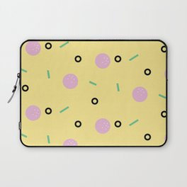 Time 4 Pizza Laptop Sleeve