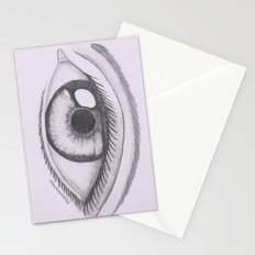 Keep your eyes open and see.... Stationery Cards