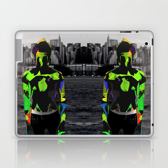 Boy Urban Laptop & iPad Skin
