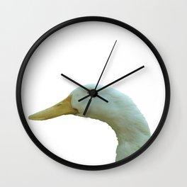 Just Ducky Vector Wall Clock