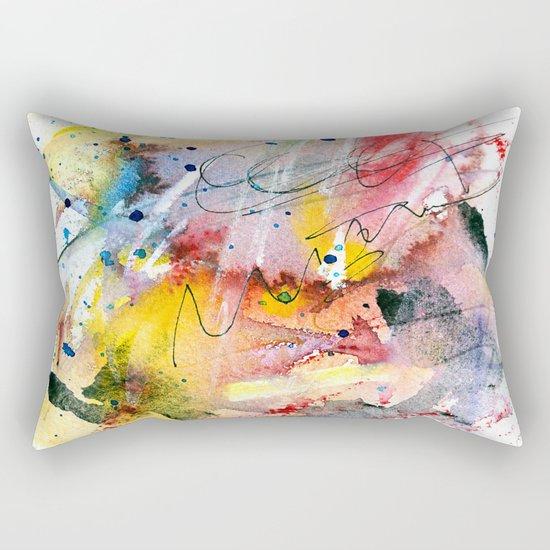 heart of stone Rectangular Pillow
