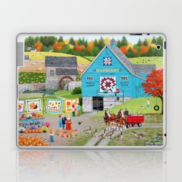 Bountiful Harvest Laptop & iPad Skin