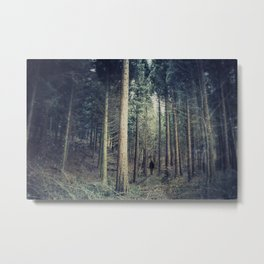 mystical journey Metal Print