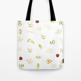 Nuts and grains Tote Bag