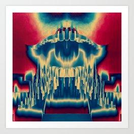 Illuminfree Art Print