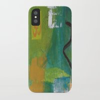 yoga iPhone & iPod Cases featuring YOGA by Prema Designs