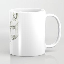 Whimsical Braids Coffee Mug