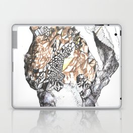 untitled (from the stone maiden series) Laptop & iPad Skin