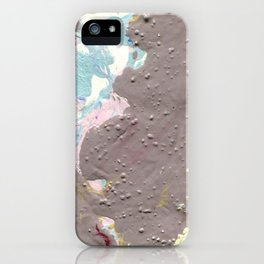 Colors#3 iPhone Case