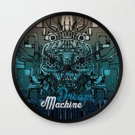 Dream Machine VI Wall Clock