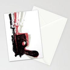 Blaster (Right) Stationery Cards
