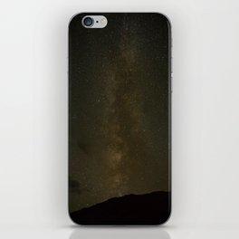 Into The Night iPhone Skin