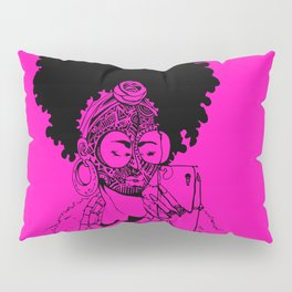 SELFIE QUEEN 1 P Pillow Sham