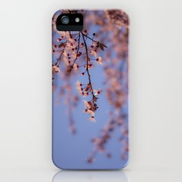 Prunus iPhone Case