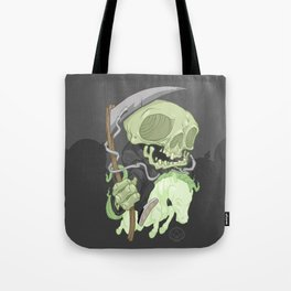 The Four Horsemen of the Apocalypse (Green) Tote Bag