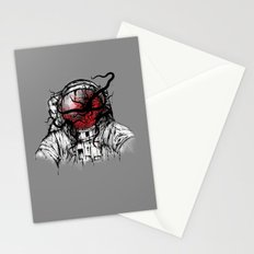 Space Parasitism Stationery Cards