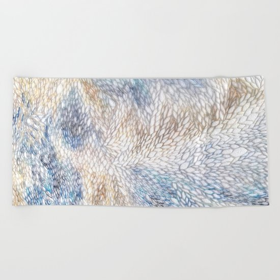 Nature Flow Beach Towel