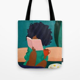 Stay Home No. 5 Tote Bag