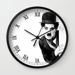 MR CHAPLIN Wall Clock