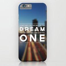 One Dream iPhone 6s Slim Case