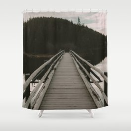 Lead Me On Shower Curtain