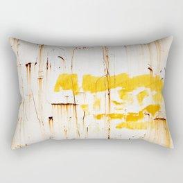 Rust & Paint Rectangular Pillow