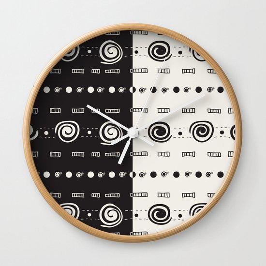 Textures/Abstract 110 Wall Clock