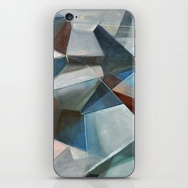 Spacial Abstraction II iPhone Skin